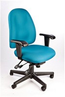 Ergonomic Mid-Back Chair