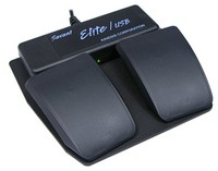 Savant Elite2 Dual Action Foot Switch