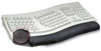 Non-Skid Keyboard Cushion
