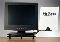 Vu Ryte Monitor Riser/Document Holder