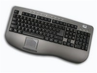 Win-Touch Pro Desktop Multimedia Touchpad Keyboard