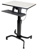 WorkFit-PD, Sit-Stand Desk