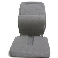 Sacro Ease Back Cushion Deluxe Model