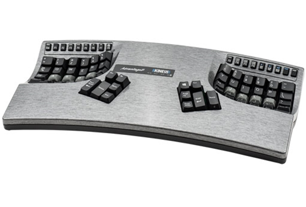 Advantage2 Keyboard (PC and Mac) Silver Only