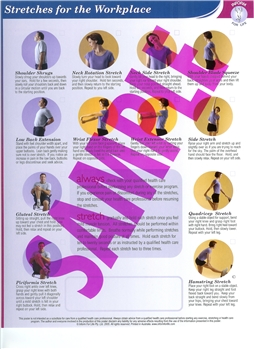 Stretches For the Workplace
