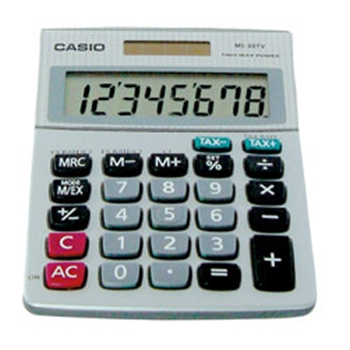 Large Button Calculator