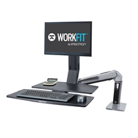 Workfit-A Single LD Workstation w/Worksurface
