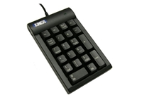 Kinesis Low Force Numeric Keypad