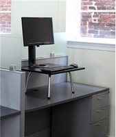 Stand Steady Adjustable Standing Desk