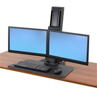 Workfit-SR Dual Sit-Stand Desktop Workstation