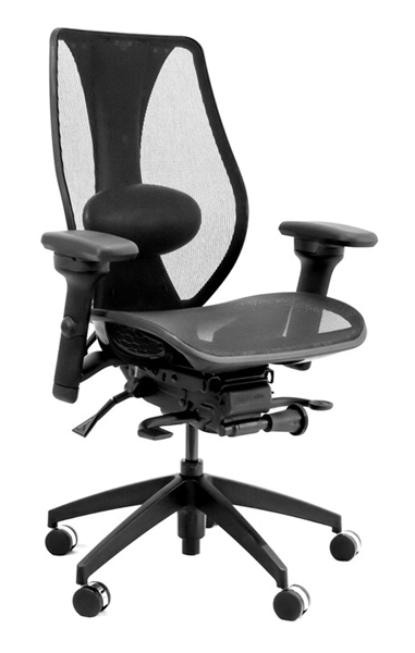 Tcentric Hybrid All Mesh Chair