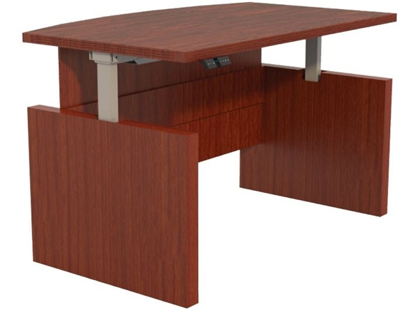 Aberdeen® Height-Adjustable Desks