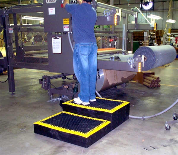 Plastic Work Platforms